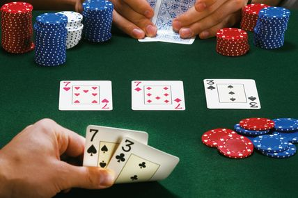 Short-Handed poker Play