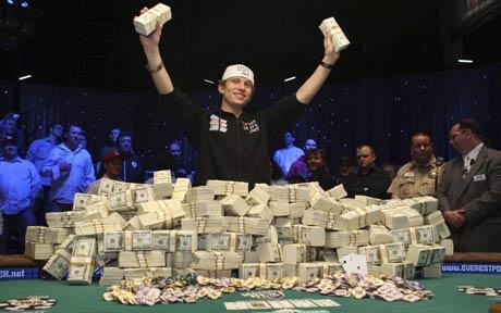 Cara Memang Poker Online